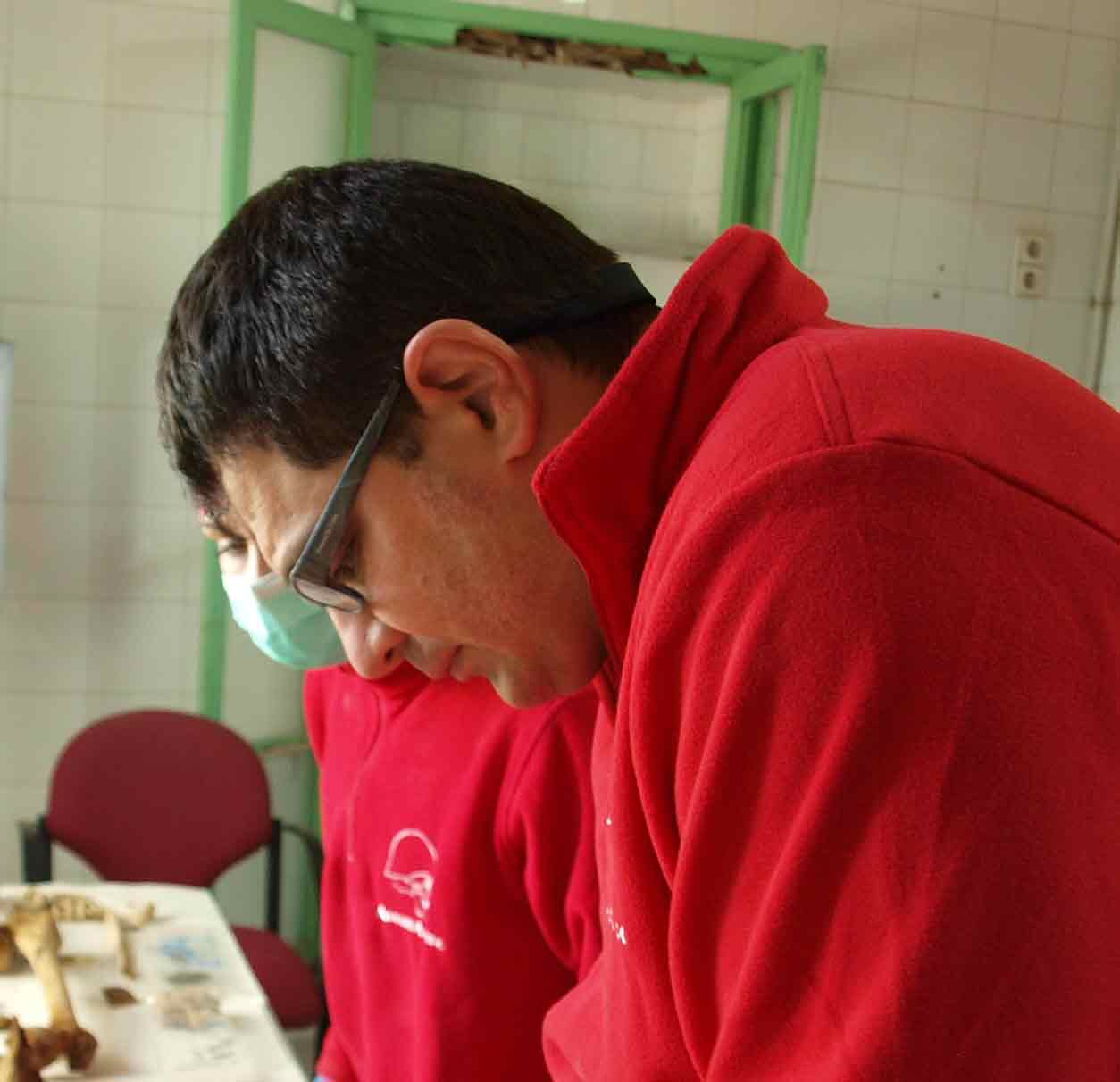 Enrique Olivares Pardo