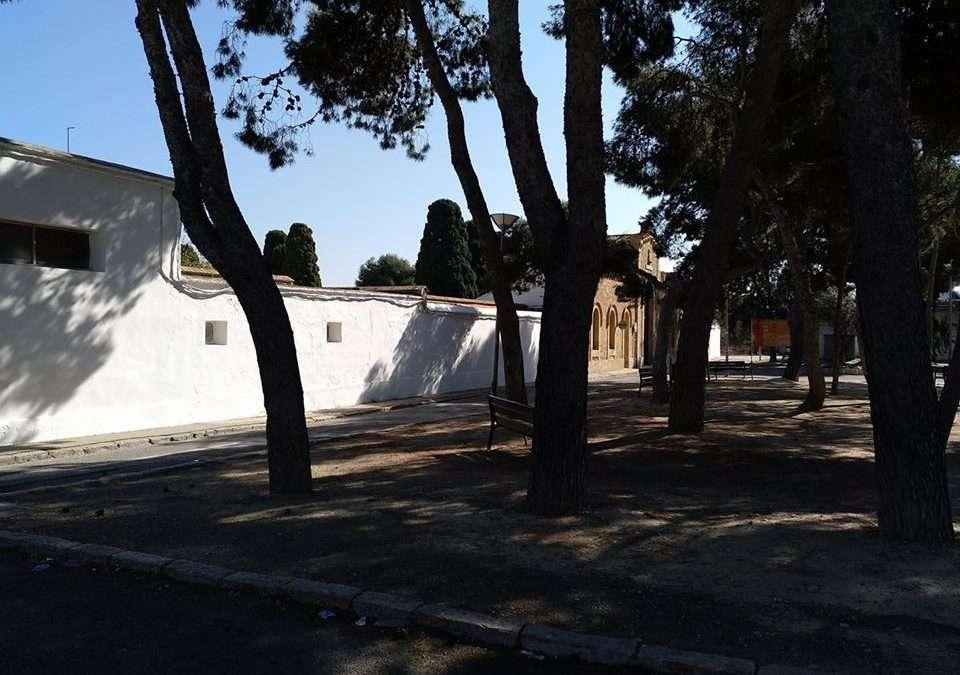 Inicio de las campañas de exhumación en el Cementerio Municipal de Paterna