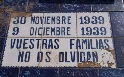 Inicio de los trabajos de excavación en la Fosa 112 del Cementerio Municipal de Paterna