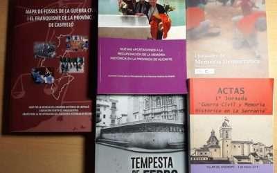 Bibliografía de la Asociación Científica ArqueoAntro